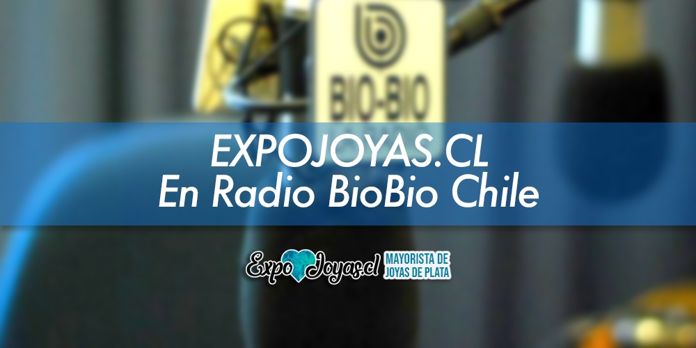 Expojoyas.cl en Radio Bío Bío Chile