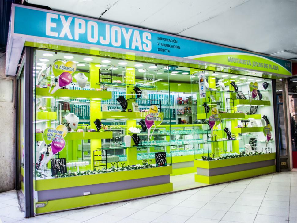 4bb2014a7532 Tiendas - Expo Joyas - Venta de Joyas de plata por mayor